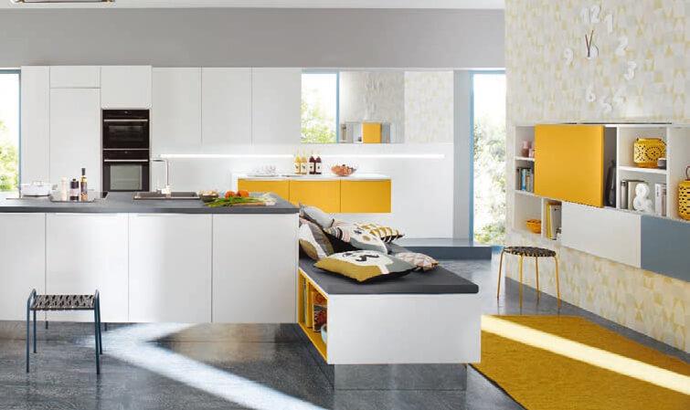 ballerina k chen das k chendepot. Black Bedroom Furniture Sets. Home Design Ideas